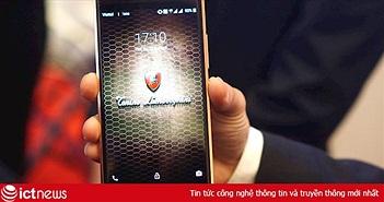 Smartphone siêu sang của Lamborghini về VN giá 55 triệu đồng