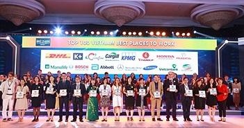 Viettel đứng Top 3 về môi trường làm việc tốt nhất Việt Nam
