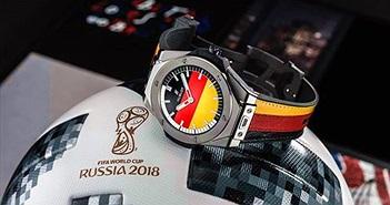 Đồng hồ thông minh Hublot ra mắt dành riêng cho World Cup 2018, giá 5.200USD