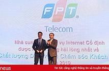 FPT Telecom được bình chọn là nhà cung cấp dịch vụ Internet cố định được khách hàng hài lòng nhất