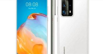 Hình ảnh chính thức đầu tiên về loạt Huawei P40 đã xuất hiện