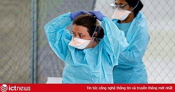Apple, Facebook quyên góp hàng triệu khẩu trang cho nhân viên y tế