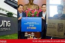 Đại gia công nghệ Việt ủng hộ hàng chục tỷ phòng chống dịch Covid-19