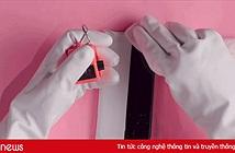 Khử trùng màn hình smartphone thế nào cho đúng cách?