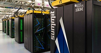 Siêu máy tính mạnh nhất thế giới đã giúp chống lại dịch Covid-19