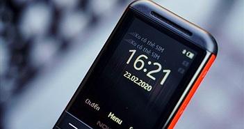 Trên tay Nokia 5310 Express (2020): huyền thoại được tái sinh giá 1 triệu