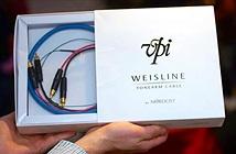 VPI ra mắt dây tonearm Weisline, trùng với thiết kế Blue Heaven của Nordost