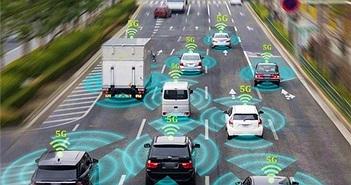 Năm 2035: Sẽ có 83 triệu ô tô kết nối 5G lăn bánh trên đường
