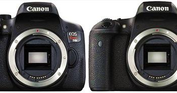 Sigma thông báo chính thức về lỗi Live View trên Canon 750D và 760D khi gắn một số ống kính của họ