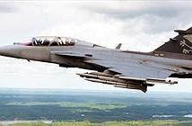 Tiêm kích Gripen-E như Rồng mọc thêm cánh với cảm biến mới