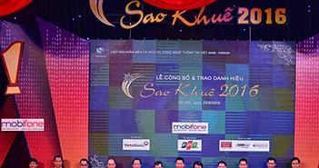 Sao Khuê  2016: Vinh danh 73 phần mềm, dịch vụ CNTT xuất sắc