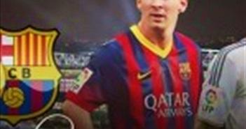 Trực tiếp Real Madrid vs Barcelona (El Clasico)