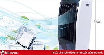 Lotte.vn hoàn lại tiền cho khách trong vụ bán quạt làm lạnh Oritochi chưa dùng đã hỏng