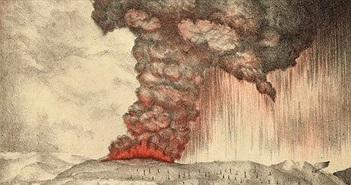 Vụ phun trào mạnh gấp 10.000 lần bom nguyên tử