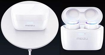 Meizu ra mắt tai nghe không dây POP và Halo Laser