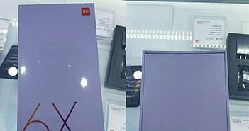 Xuất hiện hộp đựng Mi 6X trước ngày ra mắt: camera selfie 20MP, Snapdragon 660