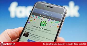 Cách kiểm soát việc gọi điện và nhắn tin của trẻ bằng Messenger Kids