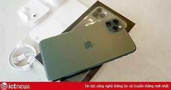 Giả mạo Apple Việt Nam lừa tặng iPhone 11 Pro