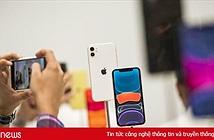 iPhone 11 lặp lại thành tích của iPhone XR