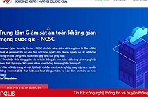 Ra mắt website khonggianmang.vn hỗ trợ đảm bảo an toàn khi làm từ xa