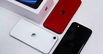 Trên tay iPhone SE 2020 đầu tiên tại Việt Nam giá từ 12,7 triệu