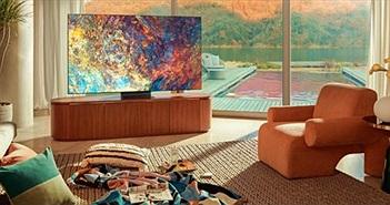Samsung hội thảo tính năng mới TV Micro Led 2021 và Neo QLED 8K/4K