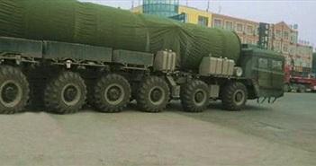 Tên lửa DF-31B Trung Quốc trong phiên điều trần Hạ viện Mỹ