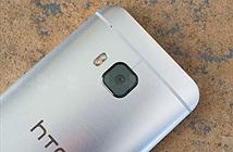 Doanh số One M9 lẹt đẹt, HTC giảm đơn hàng linh kiện