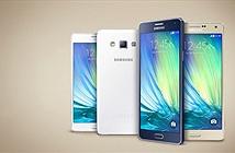 Samsung Galaxy A8 dày 5,9mm, có cảm biến vân tay