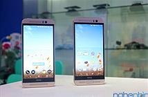 Trên tay bộ đôi HTC: One M9+ và One M9