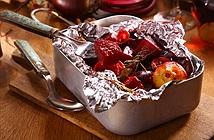 Tại sao không nên dùng giấy bạc gói thực phẩm để nấu?