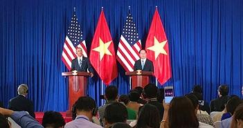 Mỹ chính thức dỡ bỏ lệnh cấm vận vũ khí đối với Việt Nam