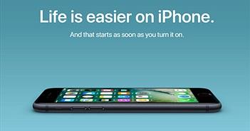 Apple 'dụ dỗ' người dùng Android chuyển qua iPhone