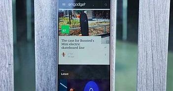 HTC U12+ trình làng: Gia nhập cuộc chiến smartphone camera kép