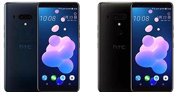 Lộ giá bán chính thức HTC U12+