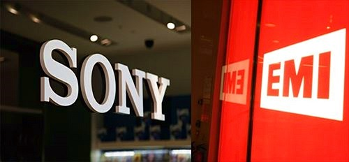 Sony mua lại công ty xuất bản nhạc EMI với giá 2 tỷ USD