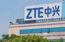 ZTE thiệt hại hàng tỷ USD vì lệnh trừng phạt của Mỹ