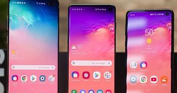 Galaxy S11 sẽ có thiết kế giống Galaxy S10, nhưng có thứ tạo khác biệt