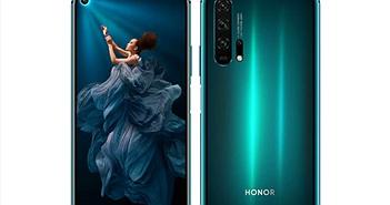 """Huawei ra mắt 2 smartphone có cấu hình """"khủng"""", giá chỉ từ 13 triệu đồng"""