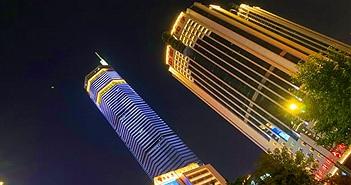 Trung Quốc công bố lý do tòa tháp chọc trời liên tiếp rung lắc