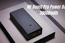 Sạc dự phòng Xiaomi Mi Boost Pro 30000mAh ra mắt: công suất 24W, giá 31 USD