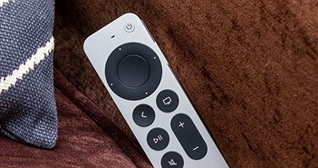 Siri Remote cho Apple TV mới không có tính năng theo dõi như AirTag