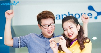 VinaPhone nhắm mục tiêu top các nhà mạng hàng đầu châu Á vào năm 2020
