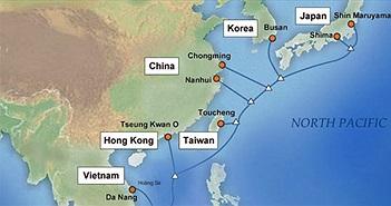 """""""Tuyến cáp biển APG đã tăng tính an toàn, dự phòng cho Internet Việt Nam lên rất nhiều!"""""""