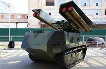 Hết Nga, đến lượt Belarus khoe robot chiến đấu kẻ hủy diệt