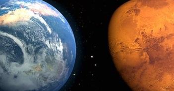 Sau 15 năm, sao Hỏa sắp đến gần Trái đất nhất