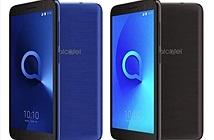 """Alcatel 1 chính thức: smartphone giá """"siêu rẻ"""" chạy HDH Android Go"""