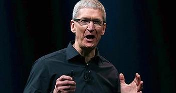 Tim Cook tụt 43 bậc trên danh sách những CEO được tín nhiệm nhất Thế giới