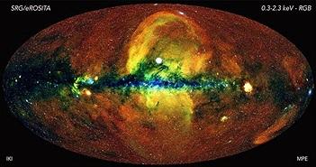 Bản đồ vũ trụ chứa hơn một triệu thiên thể