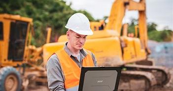 Acer Enduro - dòng laptop và tablet mới chuẩn quân đội Mỹ, chống bụi, chống nước, thay nóng pin